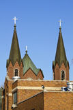 Church in Wausau Stock Images