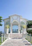 Church for wedding in bali island Royalty Free Stock Photography