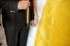 Church Wedding Ceremony Royalty Free Stock Image