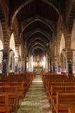 Church on Weizhou irland. Beihai, Guangxi, China Royalty Free Stock Photos