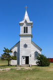 Church. Which is in outside of country Royalty Free Stock Images