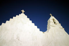 Church in White Royalty Free Stock Photo