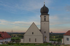 Church of Wiefelsdorf Royalty Free Stock Image