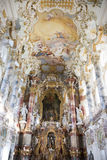 Church Wies, Bavaria Royalty Free Stock Images