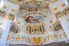 Church of Wies Royalty Free Stock Images
