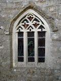 Church Window. Close up of a Church Window Stock Image
