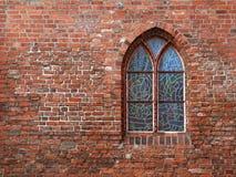Church Window Royalty Free Stock Photo