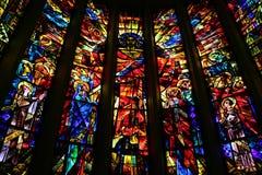 Church window Royalty Free Stock Photos