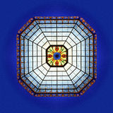 Church Window Design Stock Images