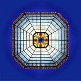 Church Window Design Stock Images