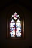 Church window St. Stephan Mainz Stock Photography