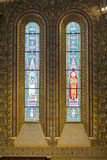 Church windows Royalty Free Stock Images