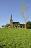 Church at Wisborough Royalty Free Stock Photography
