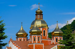 Church, Yaremche, Ukraine Royalty Free Stock Photo