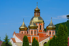 Church, Yaremche, Ukraine Stock Image