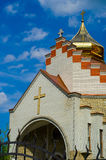 Church, Yaremche, Ukraine Royalty Free Stock Image