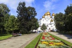 Church in Yarosavll, Russia Royalty Free Stock Photo