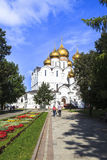 Church in Yarosavll, Russia Royalty Free Stock Photos