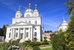 Church in Yaroslavl Royalty Free Stock Image