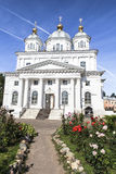 Church in Yaroslavl Royalty Free Stock Images