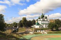 Church in Yaroslavl Stock Photos