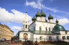 Church in Yaroslavl Stock Image