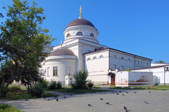 Church in Yekaterinburg, Russia Stock Photo
