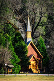 Church, Yosemite National Park, USA Royalty Free Stock Images