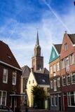 A church in Zadaam. A church in Zandaam city, The Netherlands royalty free stock photos