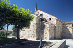 Church in Zamora Royalty Free Stock Photos