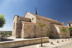 Church in Zamora Royalty Free Stock Photography