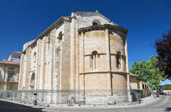 Church in Zamora Stock Image