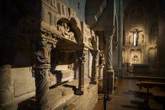 Church Zamora Royalty Free Stock Image