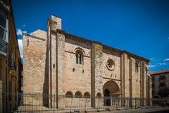 Church Zamora Royalty Free Stock Photo