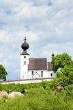 Church in Zehra. In Slovakia stock photo