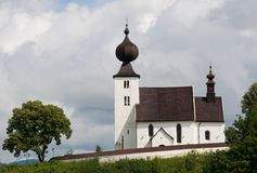 Church Zehra, Slovakia Stock Photo