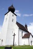 The church in Zehra, Slovakia Stock Image