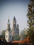 Church in Zemun Stock Images