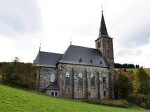 Church, Zlate Hory, Czech Republic, Europe. Old church, Zlate Hory, Czech Republic, Europe Royalty Free Stock Photo
