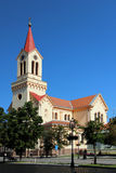 Church in Zrenjanin Royalty Free Stock Photos