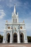 Churches. Samut Songkhram Thailand, Christianity, Church Royalty Free Stock Images