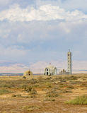 Churches at the Baptism Site, Jordan. Royalty Free Stock Photography