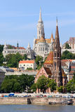 Churches of Budapest Royalty Free Stock Photo