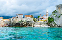 The churches of Budva Royalty Free Stock Photography