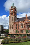 Churches of Derry in Northern Ireland Stock Images