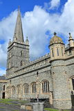 Churches of Derry in Northern Ireland Royalty Free Stock Photography