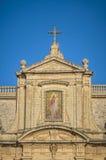 Churches of Malta - Rabat Royalty Free Stock Images