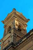 Churches of Malta - Mosta Rotunda. Parish church of St Mary dedicated to the Assumption of Our Lady, known as the Mosta Dome or Rotunda - Mosta, Malta Stock Photos