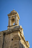 Churches of Malta - Rabat Stock Image