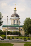 Churches and monasteries of Kolomna Stock Images
